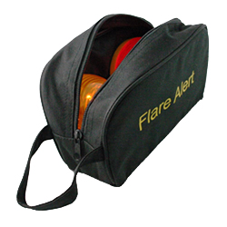 Flare Alert Storage Bags for Warning Lights